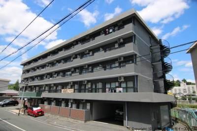 石目デザインの大型賃貸マンションです。