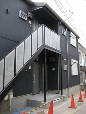 全4戸のデザイナーズアパート