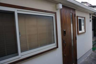 ドアはスマートロックで便利で安心
