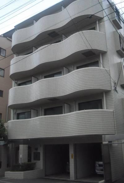 鉄筋コンクリート5階建、 1989年5月建築