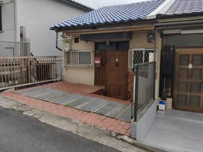 神戸市北区鈴蘭台駅から、徒歩圏内(8分)テラスハウスです♪